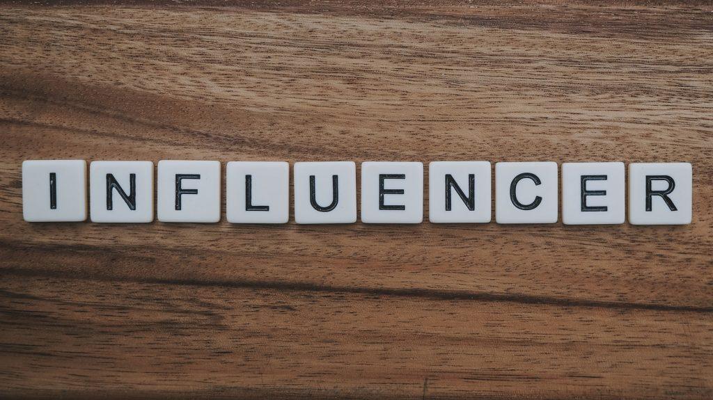 publicidad influencers